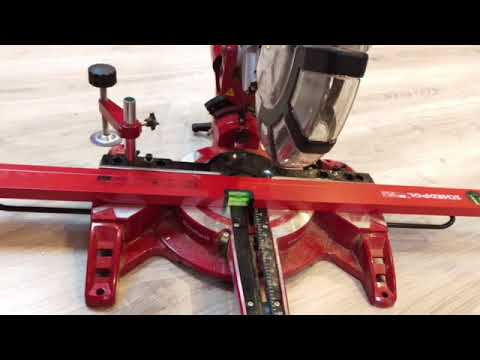 Einhell TC-SM 2131 Mitre Saw from hell - review