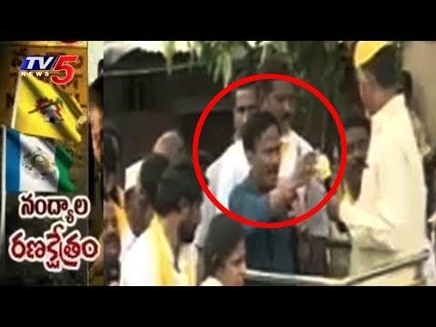 Comedian Venu Madhav Controversial Comments at CM Chandrababu Nandyal By-Poll Campaign