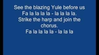 Deck the Halls - James Taylor