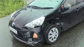 Массовая авария на Бородинской вызвала дорожный коллапс