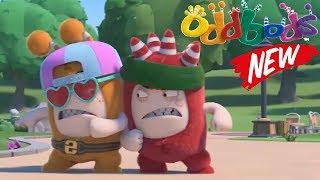 Oddbods Full Episode - Jog On - The Oddbods Show Cartoon Full Episodes