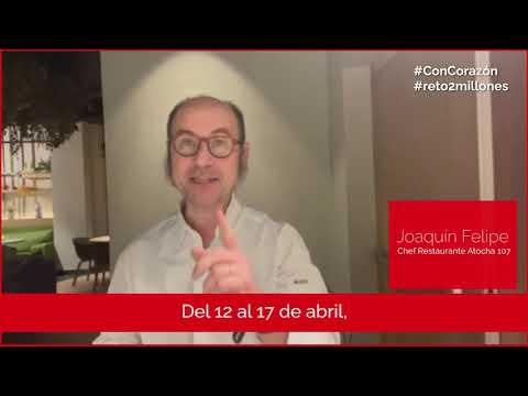 Desayunos y Meriendas Con Corazón - #9 Joaquín Felipe