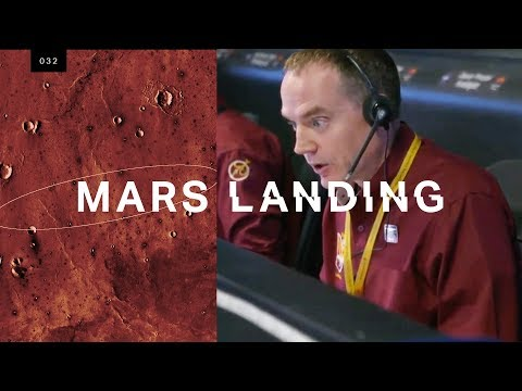 InSight – nová sonda NASA na Marsu