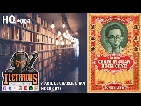 A Arte de Charlie Chan Hock Chye - Sonny Liew