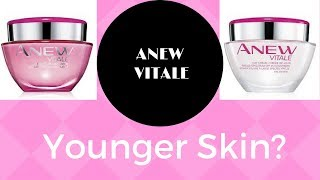 AVON ANEW VITALE \*/ THE BEST SKINCARE PRODUCT!!