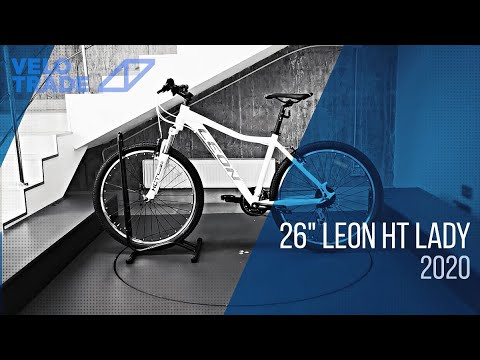 "Велосипед 26"" Leon HT-LADY 2020: video"