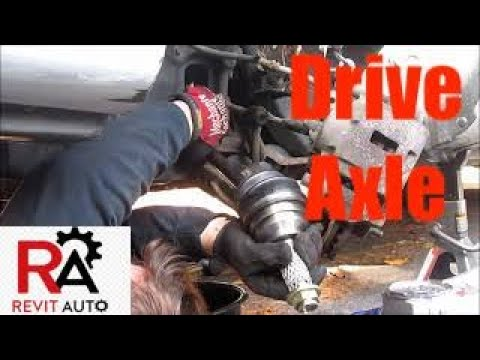 Mazda 626 Axle Replacement
