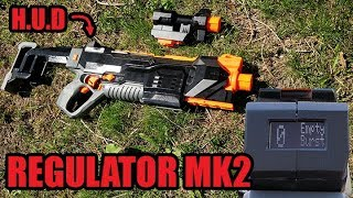 Regulator Mk2 - Selectfire, Ammo counter, 140FPS Regulator Mod