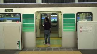 神奈川県内鉄道路線のホームドア開閉シーン集