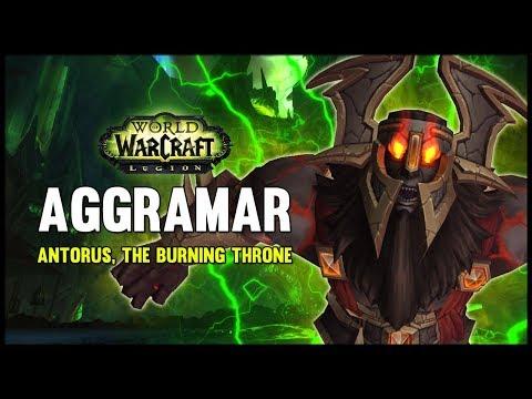 Aggramar – Antorus, the Burning Throne – 7.3 PTR – FATBOSS