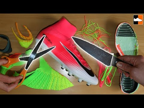 What's Inside FAKE Football Boots