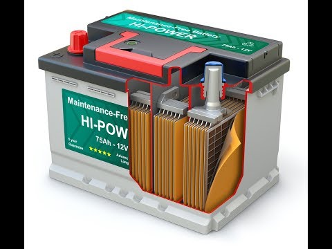 Tips - What are the Different Types of Flooded Lead Acid Batteries?