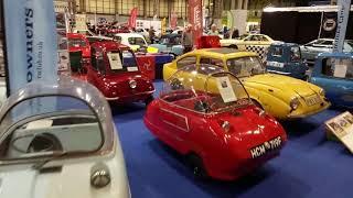 The 2019 Practical Classics Classic Car & Restoration Show - Part 1