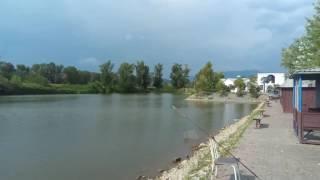 Отдых на озере с рыбалкой в адлере