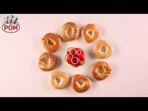 Laissez-vous inspirer par les bagels POM®