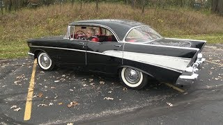 '57 Lady' Ready To Give Up Her Bel Air After 60 Years