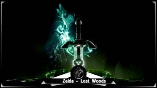 Gambar cover Zelda - Lost Woods (Goblins From Mars Trap Remix) [10 HOURS]