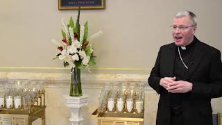 Bishop Vetter on Votive Candles | June 12, 2020