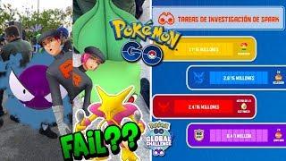 Horsea  - (Pokémon) - ¿FAIL SHINY ABRA? ¿PORCENTAJE SHINY HORSEA?   RESULTADOS ACTUALES DESAFÍO GLOBAL en Pokémon GO