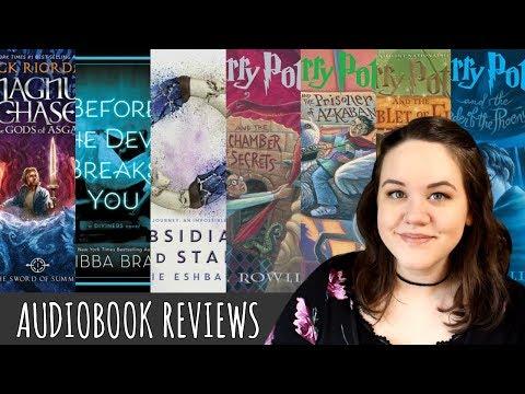 Audiobook Reviews | #8