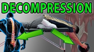 3 Top Spinal Decompression Techniques For Sciatica , Disc Bulges & Back Pain