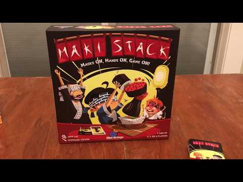 Maki Stack - How Lou Sees It Review
