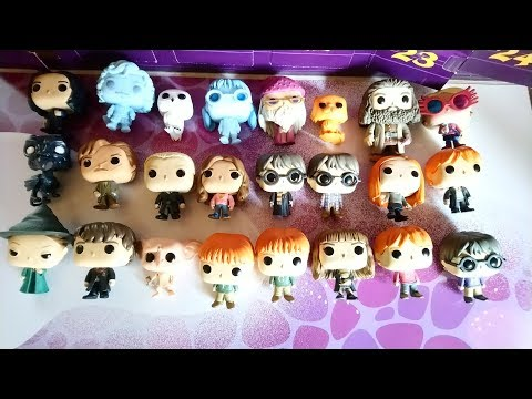 Calendrier De Lavent Harry Potter Funko Pop.Archive Stindx Com