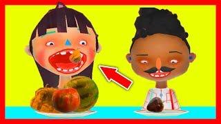 ГОТОВКА ЧЕЛЛЕНДЖ #1 СМЕШНАЯ веселая развлекательная игра видео для детей готовим еду от ДЕТСКИЕ ИГРЫ
