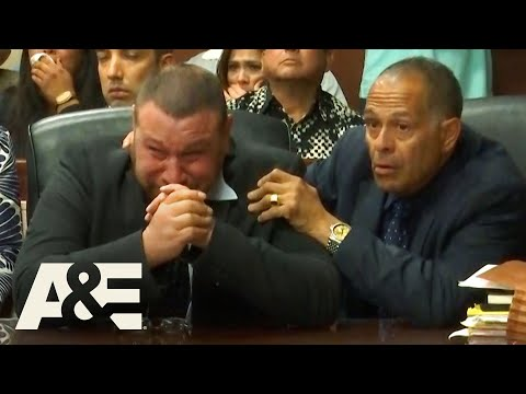 Moment when Courtroom is overfilled with emotion as a wrongfully convicted man is found Not Guilty and set free after spending 18 years in prison