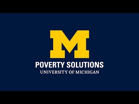 H. Luke Shaefer, an associate professor at the U-M School of Social Work and Gerald R. Ford School of Public Policy