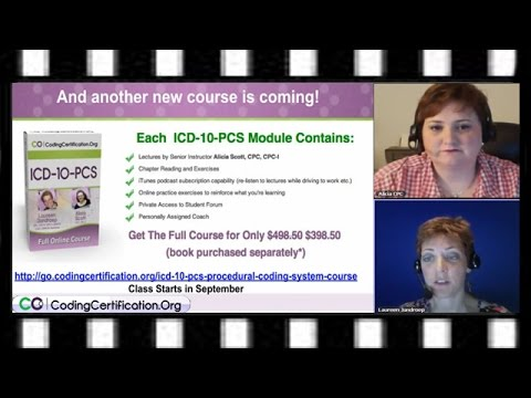ICD-10-PCS — Procedural Medical Coding Training Course ...