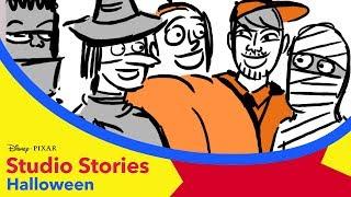 Pixar Studio Stories: Halloween | Disney•Pixar