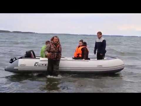 Лодка Polar Bird 450E Eagle («Орлан»)