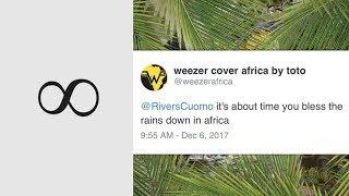 ∞ Weezer   Africa