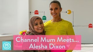 Alesha Dixon chats about Motherhood