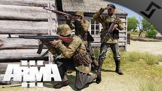 ARMA 3 WW2 THE PACIFIC : Hanto Ambush !! - Самые лучшие видео