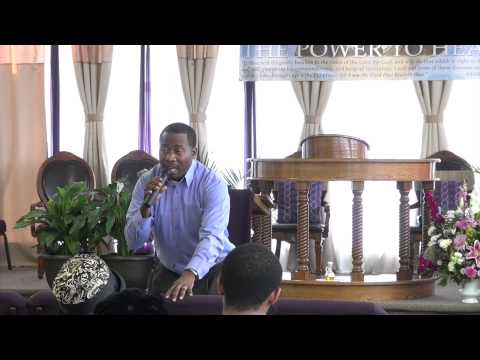 Apostolic Preaching – Possessing the Power to Heal (Conference 2014 Day Session)
