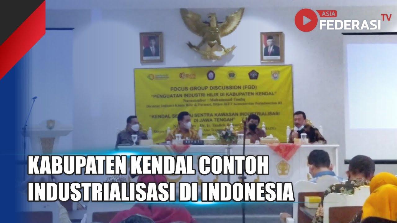 Kendal – Contoh Industrialisasi di Indonesia