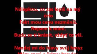 Slza -Etikety  (Text)