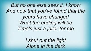 Anouk - Time Is A Jailer Lyrics