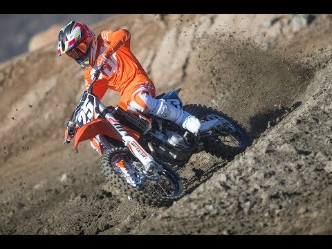 1st Place Of The 2019 250F MX Shootout: KTM 250 SX-F
