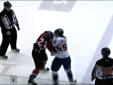 Matt Boudens vs. Patrick McGrath
