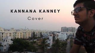 Kannaana Kanney | Sid Sriram | Cover By Priyesh Sivan | Viswasam