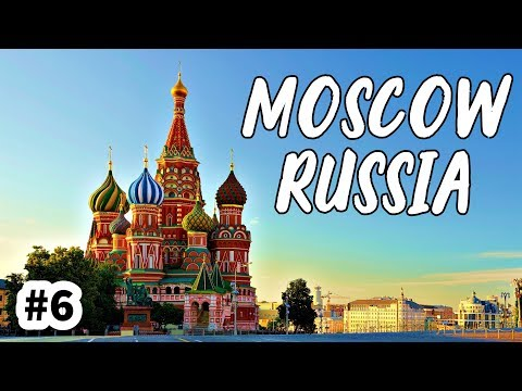 MOSCOW - THE CAPITAL OF RUSSIA (видео)