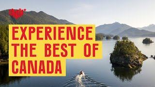 Kanada - Explore Canada - the best of the best of the best.