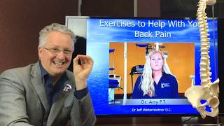 One Of The Best Exercise To Help With Your Herniated Disc And Back Pain - Herniated Disc Treatment