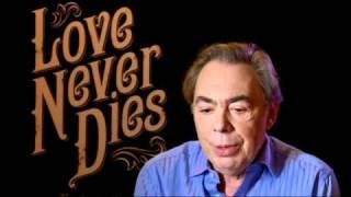 Andrew Lloyd Webber on Love Never Dies, the Phantom Sequel