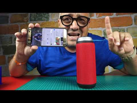 La cassa Borraccia Bluetooth speaker Altoparlante Speaker Bluetooth Subwoofer Tronsmart T6