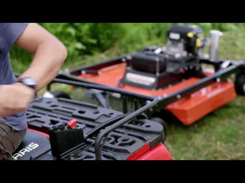 DR Power Equipment DR Pro XL44T Briggs & Stratton 20 hp in Mansfield, Pennsylvania - Video 1