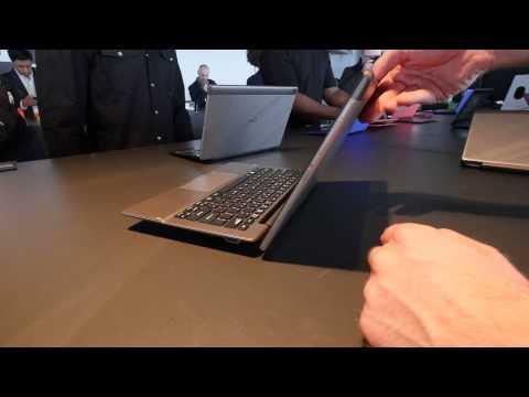 Acer Aspire Switch 11V Hands On [4K UHD]